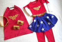 Disfraz superhero