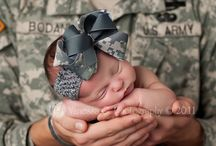 My Daddy's A Soldier.  / by Sarabeth Moreno