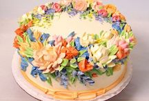 Cakes - Buttercream / by JuliaB