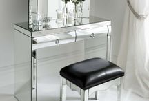 Florence & Rimini Mirrored Furniture