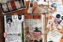 Visual Travel Diary ideas