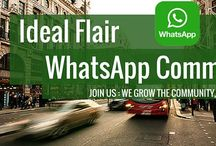 WhatsApp Community / Joining a WhatsApp community with a variety of groups(over 90 groups) to choose from and a diversity of people.  Awesome platform to network, showcase, advertise, market, and just have fun.  Ideal flair is the administrator. We are passionate about improving livelihoods so we also have a program to earn 10% commission from moderating groups. The commissions are 10% of total subs of the group of moderator.