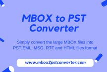 MBOX to PST Converter tool