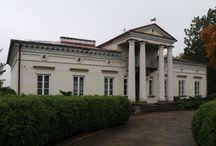 Tomczyce - Pałac