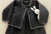baby/kids dresses etc 2 / Crocheting, knitting....