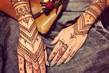 Hand- tattoo