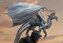 Dragons - Silver