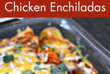 enchiladas / Great recipes for enchiladas for mid-week meals and dinners for friends and family.Enjoy