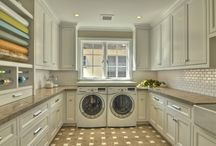 Clean/Laundry & Mud Rooms / Laundry Rooms, Mud Rooms etc / by Deemed Worthy