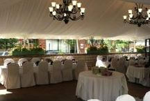 Wedding Venues We Love Working With  / by Michael's Party Rentals, Inc.