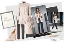 HOLIDAY 2014 LOOKS / Etcetera Holiday 2014 looks. Have fun with this great collection! / by Etcetera Official Site