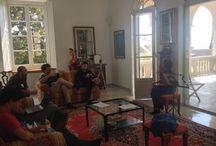 Genoa School of Humanities / Momenti durante i nostri seminari