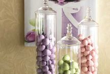 spring & Easter decoration ideas
