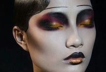 Make-up Art jaren 20t/m50
