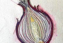 Art Textiles sketch book ideas