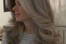 silver Hair / by Jo Chandler