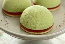 зеленый японский чай, рецепты