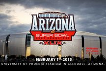 Super Bowl Celebrations / Ideas and inspiration for your Super Bowl Party