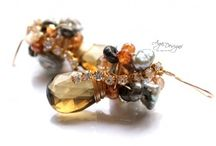 Wonderful Jewelry / You can always find some jewelry that you would like to have.  / by Joan Duffy