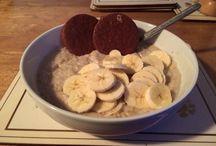 Porridge and...... / Making breakfast a bit more interesting.