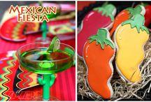 Mexican Fiesta Progressive Dinner / by Jeanne Ludwig