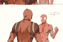 SPIDERMAN X DEADPOOL / SPIDEYPOOL