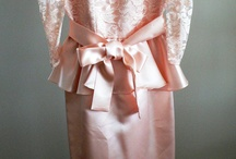 Vintage fashion luv ...  / Don't you just love playing dress-up? I luv luv luv vintage style!