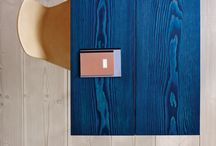 Colors / Linseed colors  on Dinesen