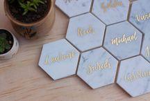 Geometric TREND Wedding