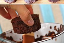 Food Porn and decadent yummies / I love food and hope to try most of these recipes...pin away and enjoy / by Hauntress Auben Clair