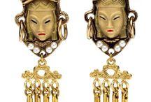 boucles d oreilles earrings