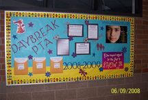 A Bulletin Boards / by Dora's Digitals