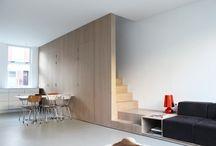 Thema - Kleine ruimtes / Wonen op 50 vierkante meter of minder? Het kan met onze inspiratie en de slimme oplossingen van de vakmannen van Kluswebsite.nl