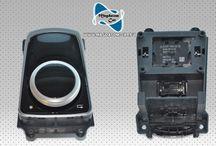 Touchpad idrive Navigation Schalttafel Control Unit Mercedes W205 C-205 A2059006215