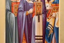 Οί τρείς Ιεράρχες- The three bishops