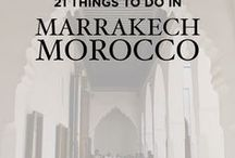 Morocco / Travel Inspiration for upcoming trip in Feb