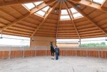 Ιππικές εγκαταστάσεις-Horse facilities