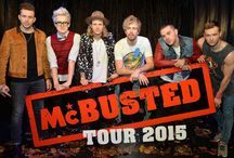 McBusted and McFly / Cool pics of mcfly and mcbusted!!