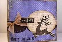 christmas cards / by Sonja Hilhorst