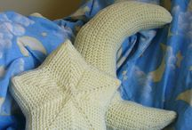 Crocheted articles