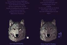 fur shading