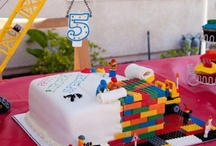 Jacob's birthday ideas / All things lego