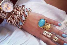 Jewelry / by Gretchen Gautier-Gutierrez