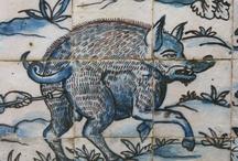 Azulejos Portugueses.
