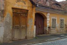 Sibiu Hermannstadt / Buildings and old houses