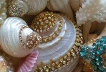 shells for weddings / Shell Crafts