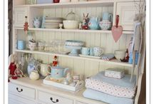 Cottage style Greengate