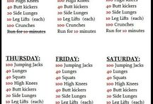 Tygodniowy Plan Ćwiczeń