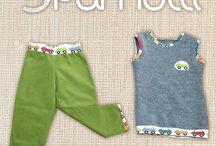 Pamutti ruhák / Pamutti üzletben készült gyerekruhák.
