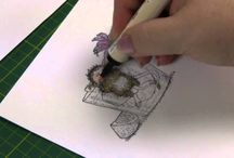 Cards- House Mouse